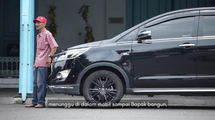 Mantan sopir Jokowi, Suliadi