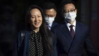 Bebas Setelah Lama Dikurung, Bos Huawei: Terima Kasih Xi Jinping!