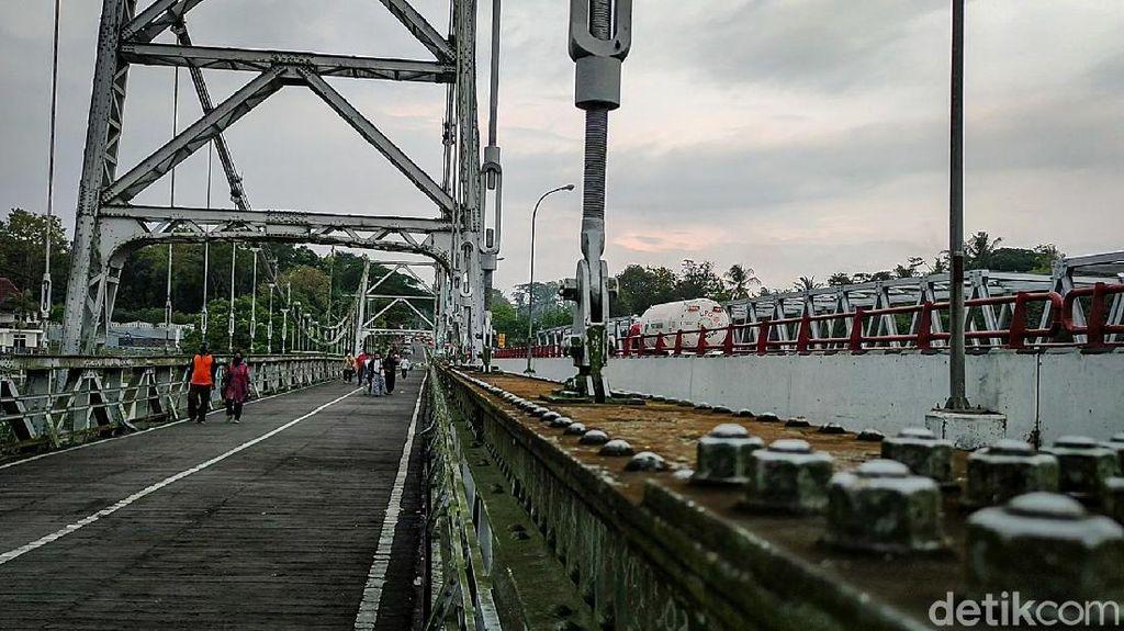 Jembatan Ini Jadi Saksi Perjuangan Pahlawan Lumpuhnya Belanda di Kulon Progo