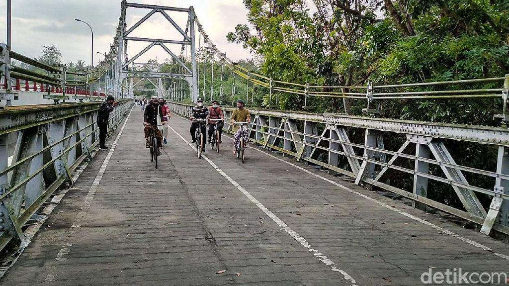 Napak Tilas Perjuangan Pahlawan di Jembatan Bantar