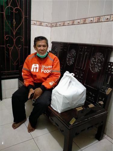 Marak Orderan Makanan Fiktif Ojol, Ini Curhat Pengurus Panti yang Terima Limpahan Makanan