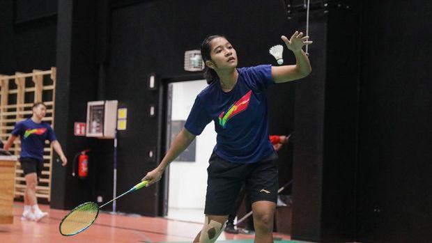Piala Sudirman 2021, Ester Nurumi Tri Wardoyo