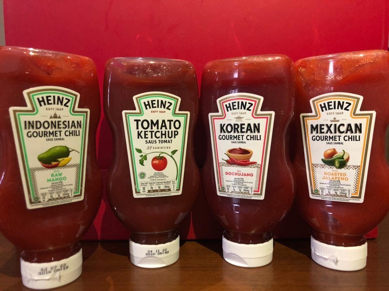 Saus Heinz