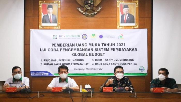 Sistem Global Budget BPJS Kesehatan