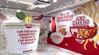 Seru! Ada Taman Bermain dengan Tema Mie Instan Instagramable di Singapura