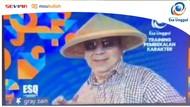 Viral di Tiktok, Ini Kisah Gray Zain yang Baru Kuliah di Usia 58 Tahun