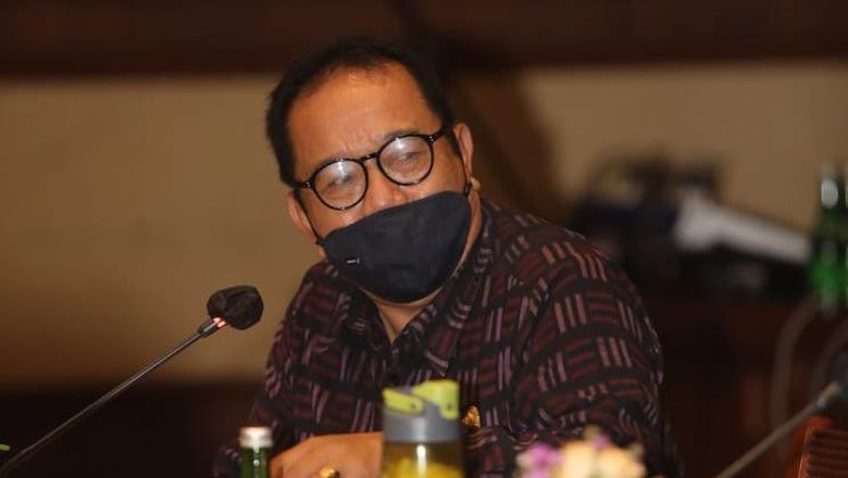 Wakil Gubernur Bali Tjokorda Oka Artha Ardhana Sukawati/Cok Ace
