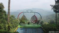 Hits Banget! Pabangbon Bikin Traveler Bagai Berada di Atas Awan
