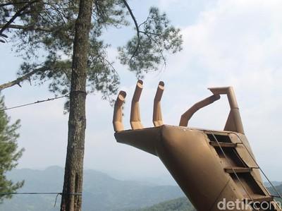Pabangbon di Bogor, Asyik Banget Nih buat Foto-Foto