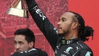 Hasil F1 GP Rusia: Lewis Hamilton Sabet Kemenangan ke-100