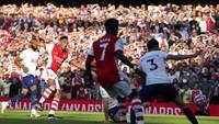 Babak I Tuntas, Arsenal Ungguli Tottenham 3-0