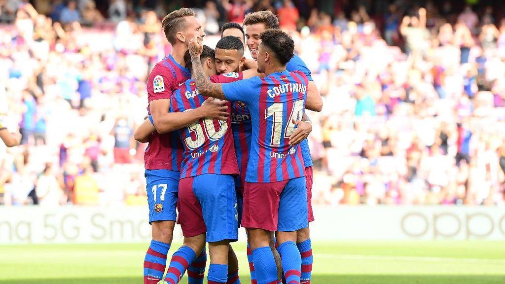 Barcelona Vs Levante: Blaugrana Menang Telak 3-0