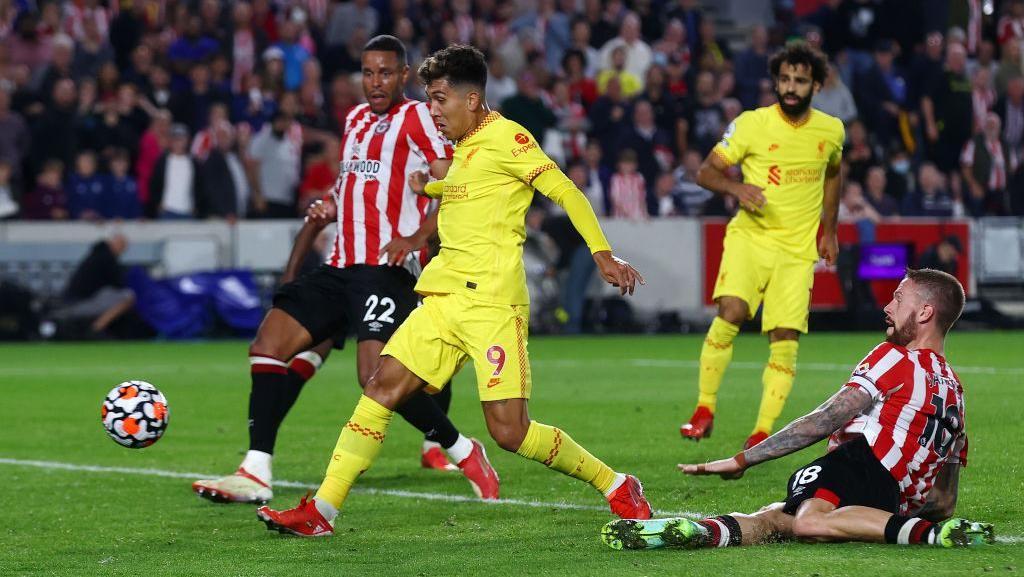 Seru! Brentford Vs Liverpool Berakhir Imbang 3-3