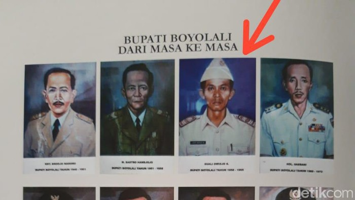 Bupati Boyolali periode 1958-1965, Suali Dwidjo S.