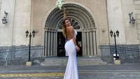 Model Ini Dilamar Syekh Arab dengan Mahar Rp 7 M Setelah Nikahi Diri Sendiri