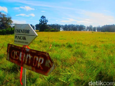 Foto: Gunung Argopuro, Trek Pendakian Terpanjang di Jawa