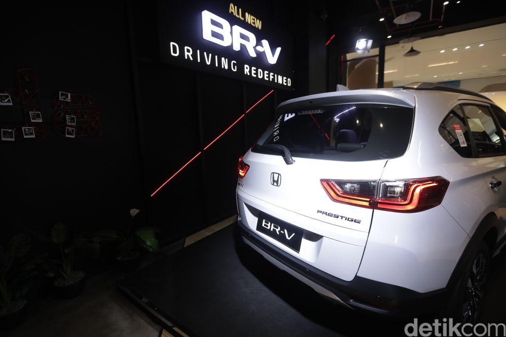 Honda All New BR-V