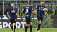 Rentetan Kemenangan Kandang Inter Milan Terhenti