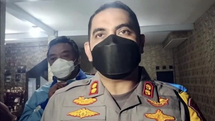 Kapolres Sukabumi Kota AKBP Zainal Abidin