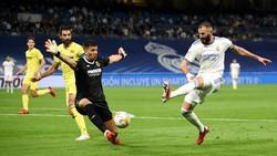 Real Madrid Vs Villarreal Berakhir Imbang