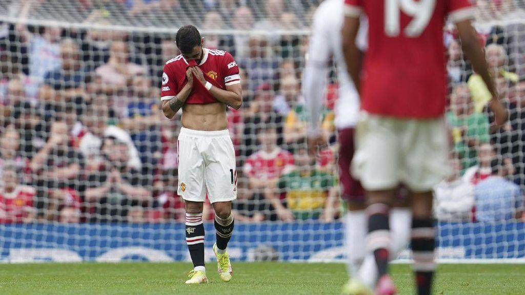 Hasil Liga Inggris Semalam: City Menang, MU Tumbang, Liverpool Seri