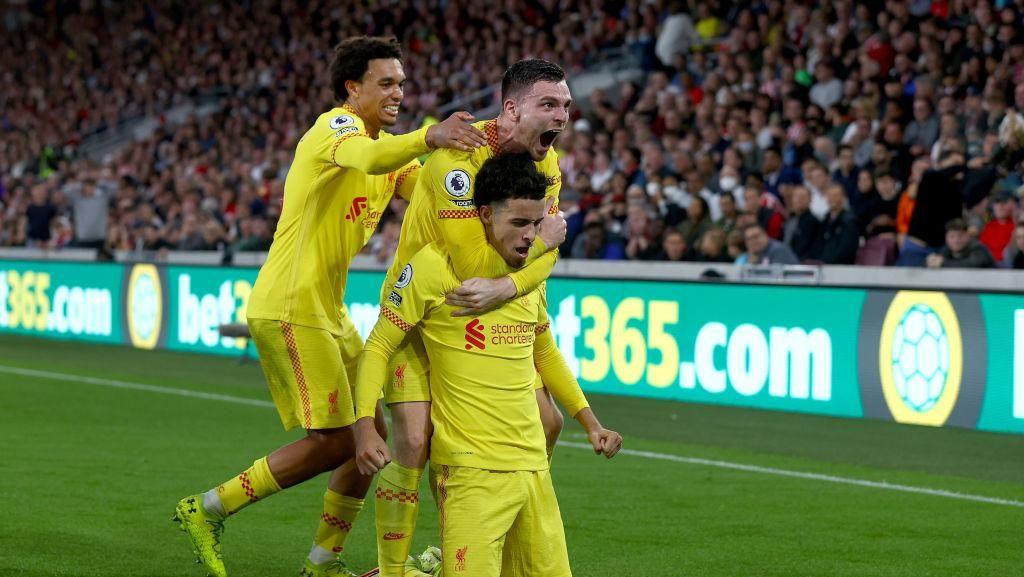 Klasemen Liga Inggris: Liverpool di Puncak, Ketat di Lima Besar