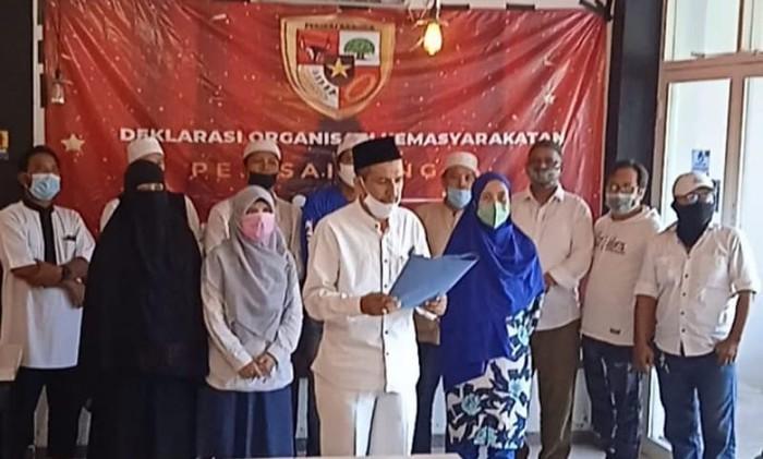 Mantan Anggota FPI di Surabaya Dirikan Ormas Perisai Bangsa, Akan Adakan Nobar G30S/PKI