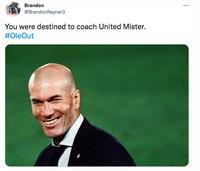 Meme ole zidane