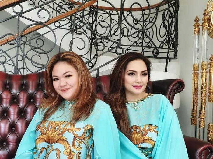 Nia Nadiaty dan Olivia Nathania
