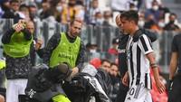 Juventus Menang, Dybala-Morata Cedera