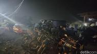 Cegah Bentrok Susulan 2 Ormas, Polisi Siaga di Perbatasan Cianjur-Sukabumi