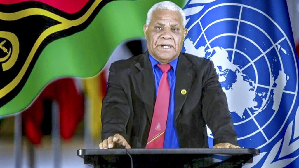Potret PM Vanuatu yang Singgung HAM Papua di Sidang Umum PBB