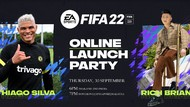 Keren! Rich Brian Ditunjuk Jadi Duta FIFA 22