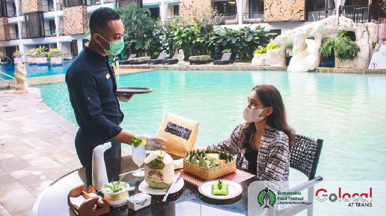Sustainable Food Festival di hotel Bali