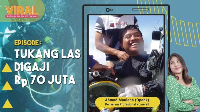 thumbnail viral tukang las bawah laut