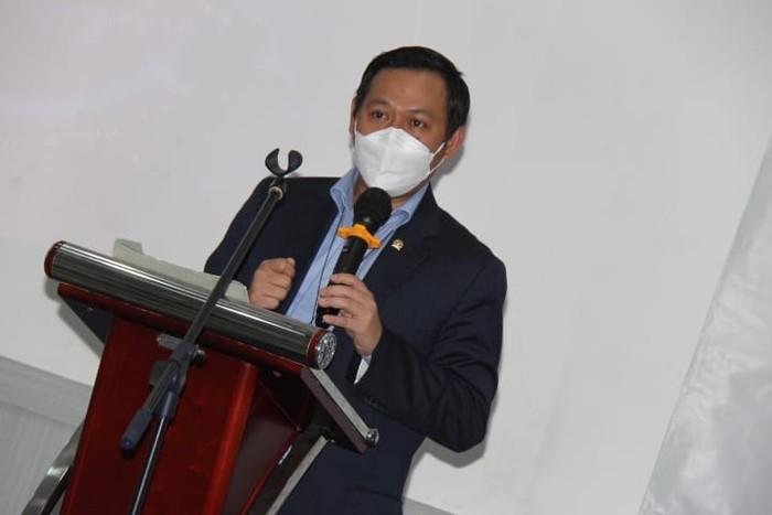 Wakil Ketua DPD RI Sultan B Najamudin