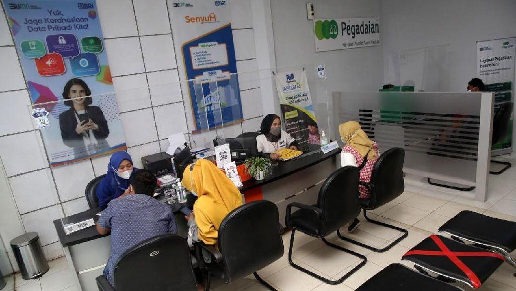 Sentra Layanan Ultra Mikro Beri Layanan Keuangan Inklusif di Lampung