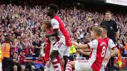 Arsenal Vs Tottenham: The Gunners Bekuk The Liliywhites 3-1