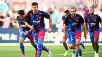 Andai Semua Pemain Barcelona Fit... Ngeri Banget!