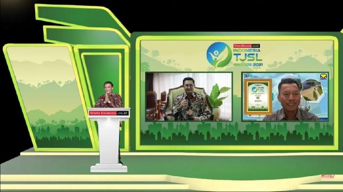 Brantas Abipraya Sabet Penghargaan Tanggung Jawab Sosial & Lingkungan