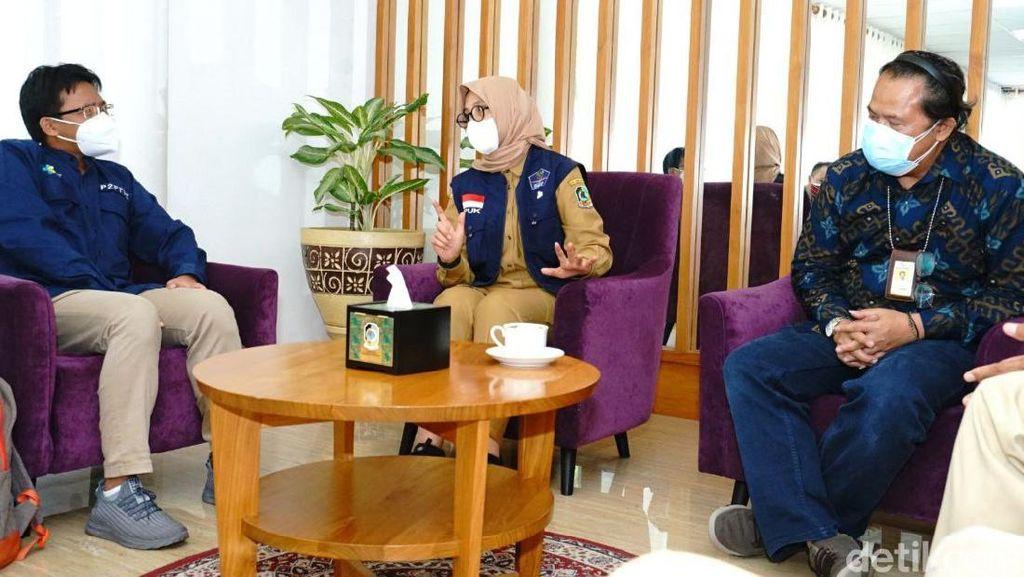Jadi Nominator Kabupaten Sehat, Tim Verifikasi Nasional Turun ke Banyuwangi