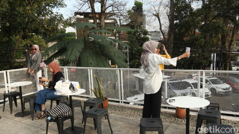 Coffee de.u Bandung