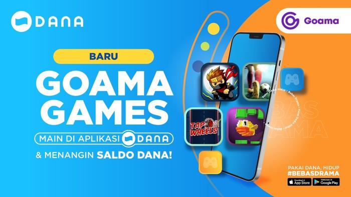 DANA & Goama Kolaborasi Hadirkan Mobile Casual eSports di Indonesia
