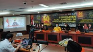 DPD Dorong Sinergi GANNAS, BNN, Polri Perangi Narkoba di RI