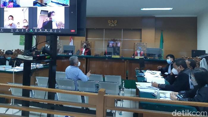 Eks Kepala Bappeda Banten sebut hibah ponpes merupakan usulan gubernur