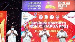 Ekshibisi Esports di PON Papua Tuntas Digelar