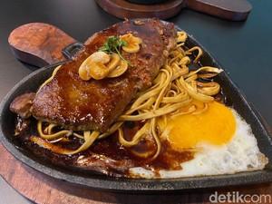 Gurih Mantap Noodle Hotplate ala Taiwan di Bogor