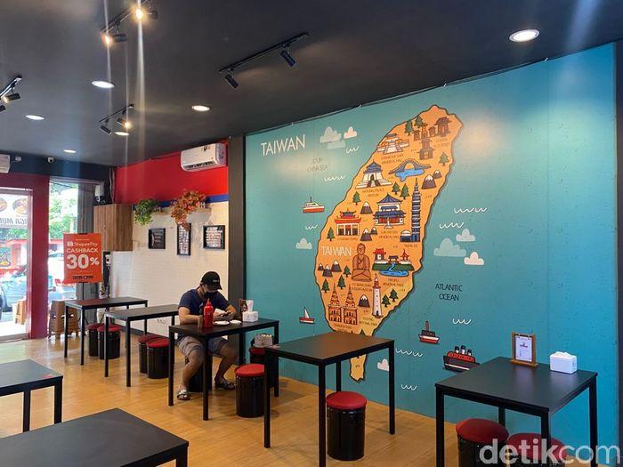 Formost : Hangat Mengepul Noodle Hotplate ala Taiwan di Bogor yang Gurih Mantap