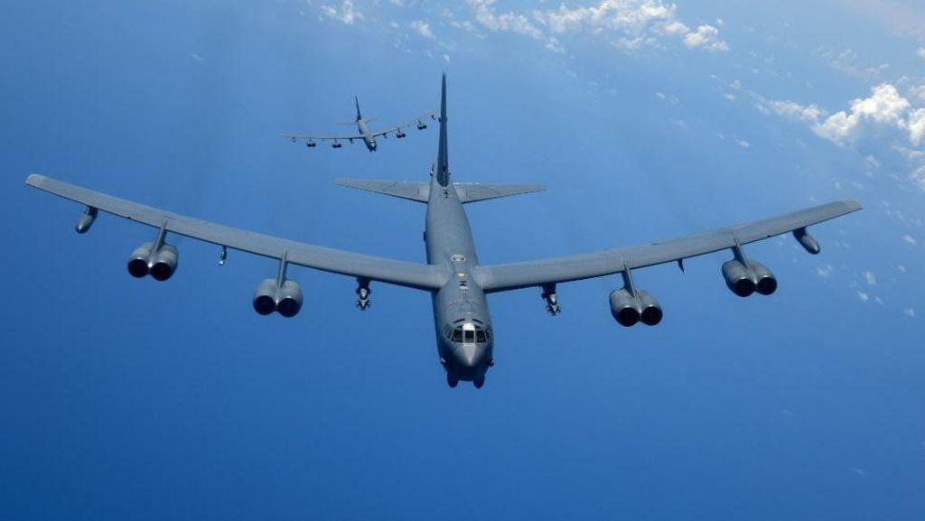 Gagahnya Pesawat Pengebom AS yang Bikin Sukhoi Rusia Melesat