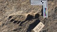 Berusia 23.000 Tahun, Jejak Kaki Manusia Tertua di Amerika Ditemukan
